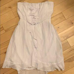 Xl white dress